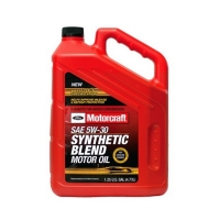 Моторное масло FORD Motorcraft 5W30 SN Synthetic Blend, 4.73л